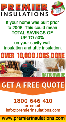 BER Insulation Company Kerry